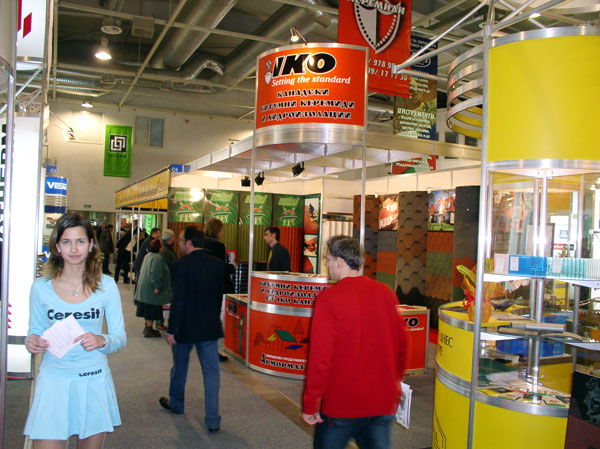 ARMORMAT PARTICIPATES ON THE EXHIBITION BULGARIAN BUILDING WEEK
