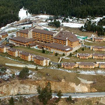 """Армормат стартира доставките на битумните керемиди за реконструкцията на к-кс Катарино - един от най-големите СПА комплекси в страната с награда """"Сграда на годината на България""""."""