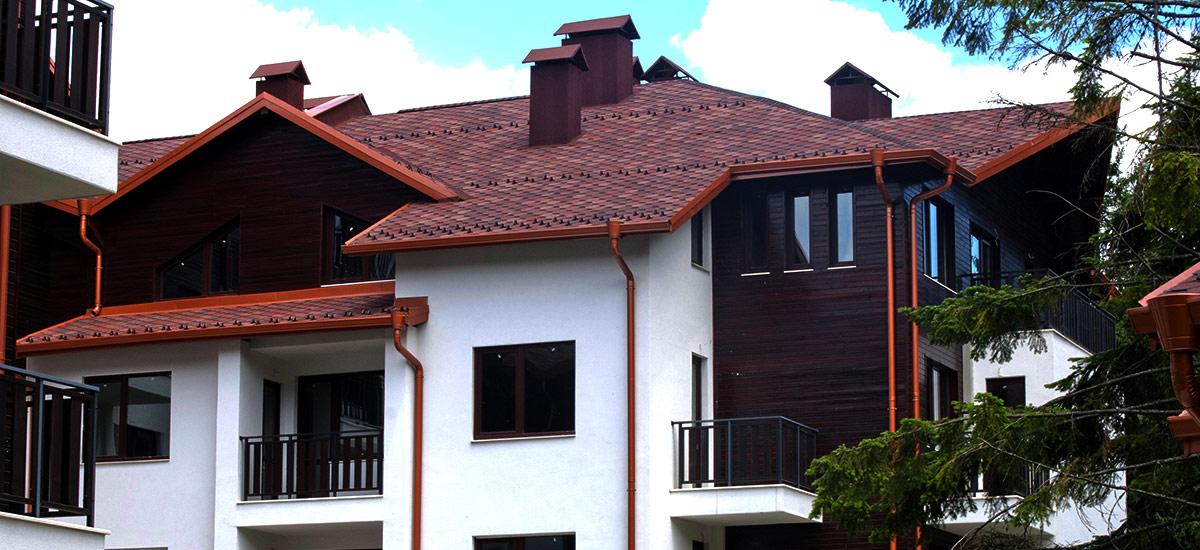 Покрив с безшевни улуци