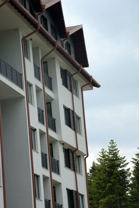Покрив с безшевни улуци 1
