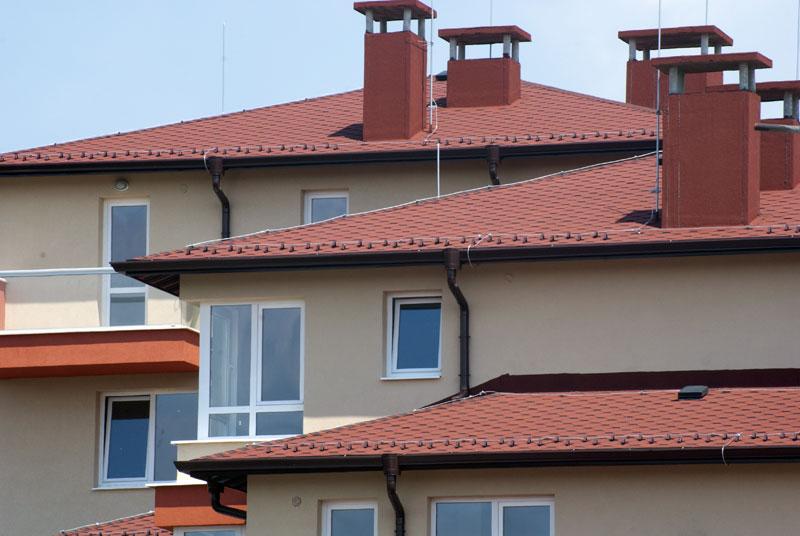 Покрив с безшевни улуци 5