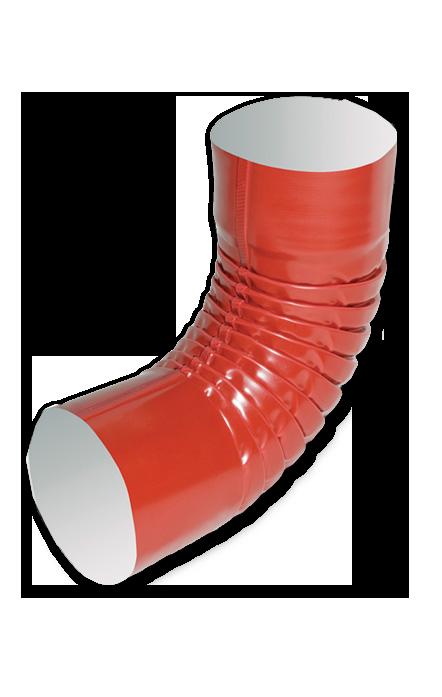 Кривка за водосточни тръби Ø100 90°
