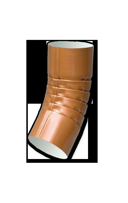 Кривка за водосточни тръби Ø80 45°