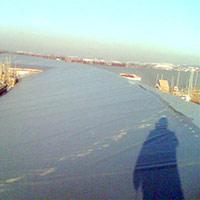 Покрив с полимерни хидроизолационни мембрани 96