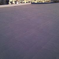 Покрив с полимерни хидроизолационни мембрани 95