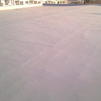 Покрив с полимерни хидроизолационни мембрани 88