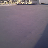 Покрив с полимерни хидроизолационни мембрани 81