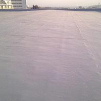 Покрив с полимерни хидроизолационни мембрани 70