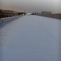 Покрив с полимерни хидроизолационни мембрани 49