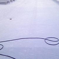 Покрив с полимерни хидроизолационни мембрани 48
