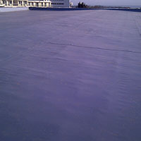 Покрив с полимерни хидроизолационни мембрани 38