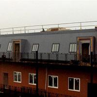 Покрив с полимерни хидроизолационни мембрани 28