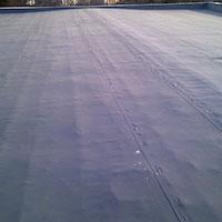 Покрив с полимерни хидроизолационни мембрани 23