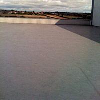 Покрив с полимерни хидроизолационни мембрани 19