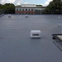Покрив с полимерни хидроизолационни мембрани 17