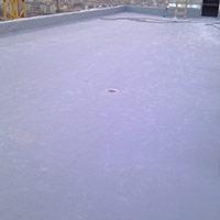 Покрив с полимерни хидроизолационни мембрани 3