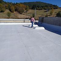 Polymer waterproofing membranes 50