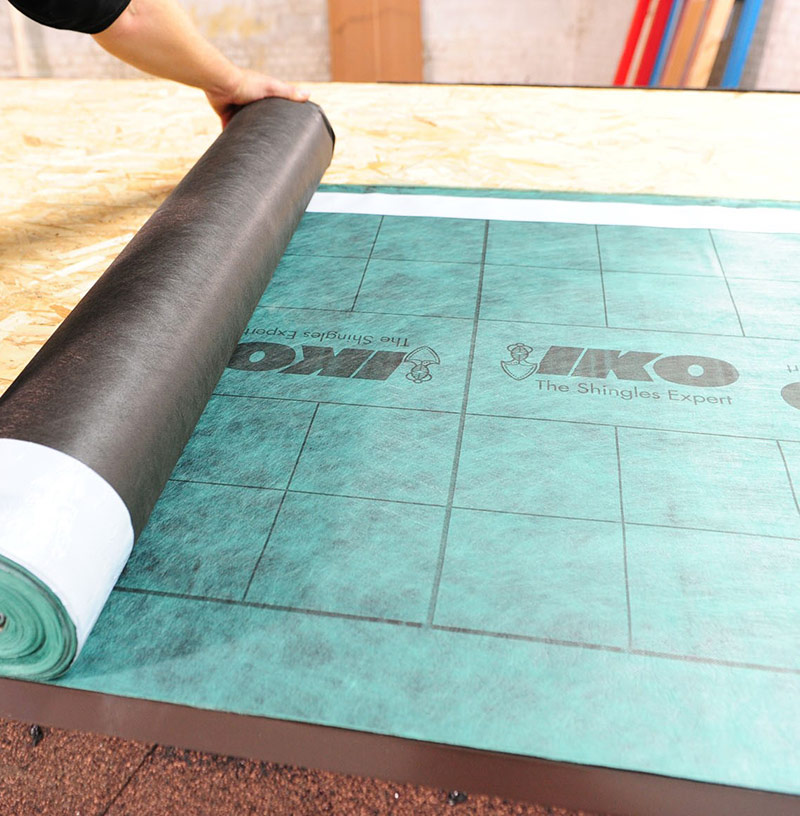 Double self-adhesive along the joints underlay Armourbase PRO PLUS