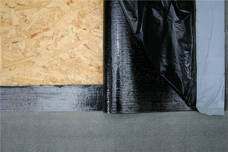 Entirely self-adhesive underlay Armourbase STICK