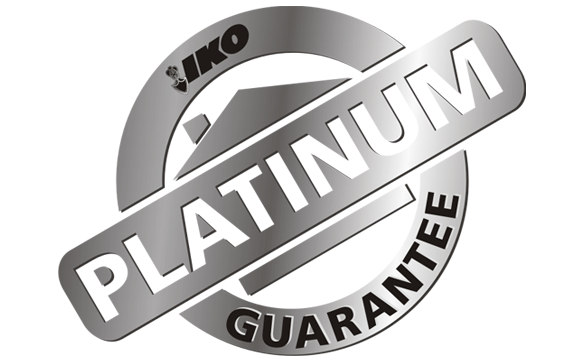 IKO Platinum Guarantee