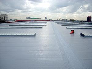 PVC waterproofing membranes Armourplan - 3