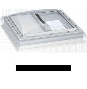 Външни сенници VELUX за прозорци за плосък покрив