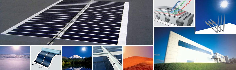 Roof engineering Iko Solar