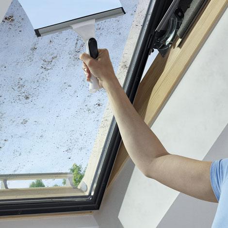 Как да почиствате прозореца си