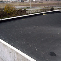 Bituminous waterproofing membranes 42