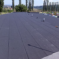 Bituminous waterproofing membranes 64