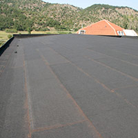 Bituminous waterproofing membranes 54