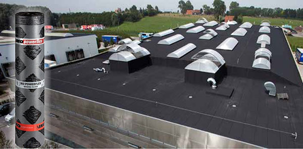 IKO Powerflex Quadra Black 6 m