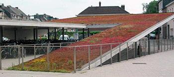 IKO Roofgarden 4 APP T/F 7,5 m