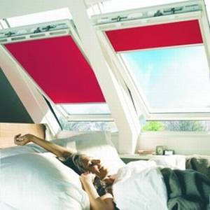Since the beginning of 2009 you can also buy full range of Velux roof windows from Armormat Ltd.
