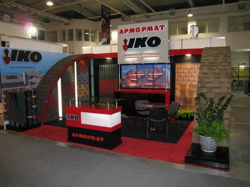 "ARMORMAT Ltd. continues its traditional participation in the exhibition "" Bulgarian Building Week"""