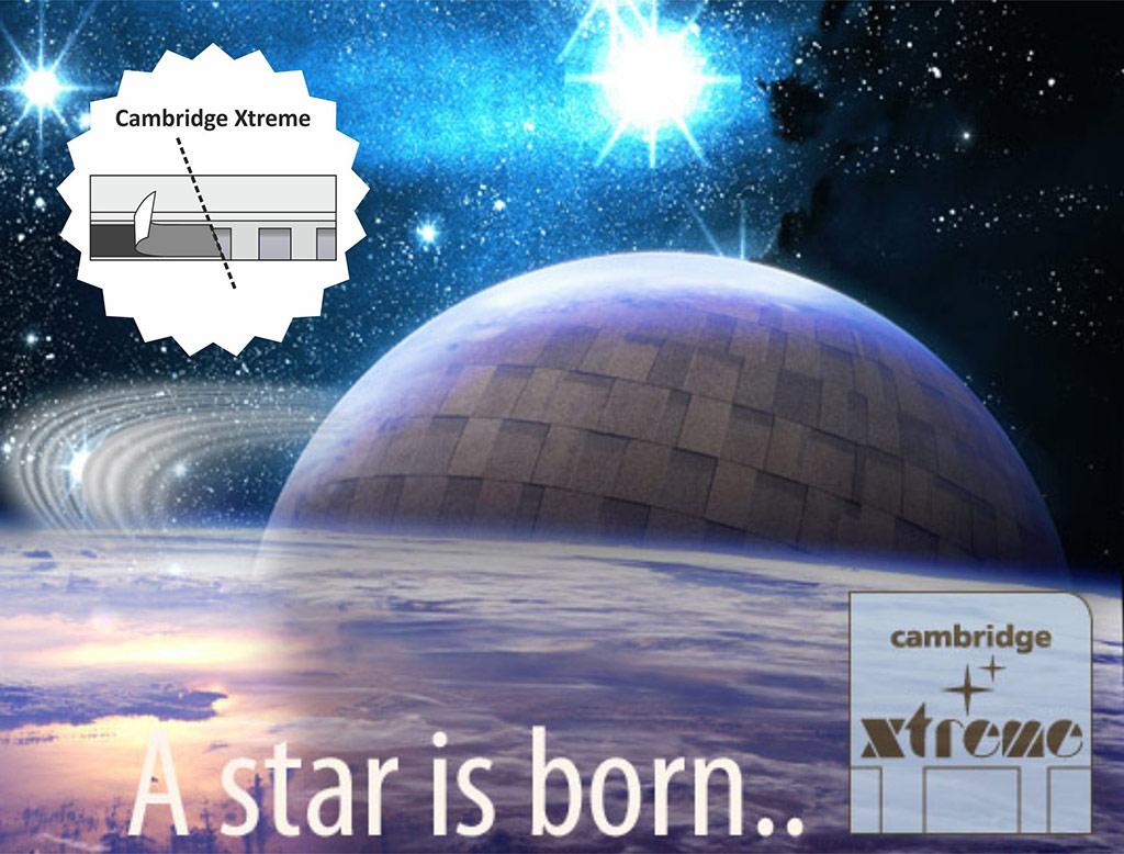 Представяме ви новите битумни керемиди Кембридж Екстрийм