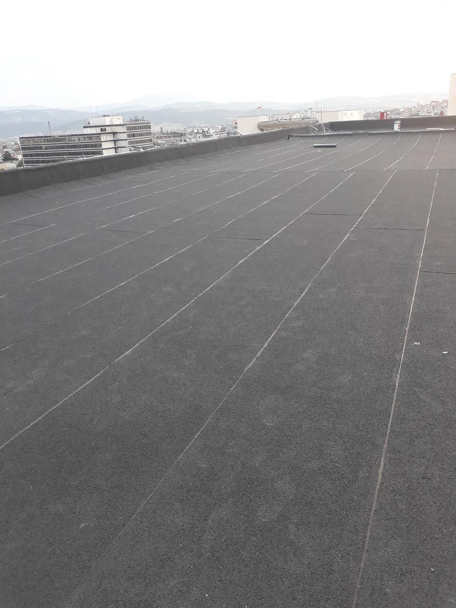 Повече от 4500 кв.м. битумни хидроизолационни мембрани IKO ще бъдат вложени за обновяване и модернизиране на сградата на общинската администрация в Благоевград