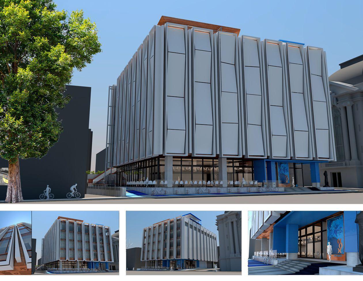 От СБХ избраха материалите на ИКО за централата на Съюза на българските художници в София, Шипка 6