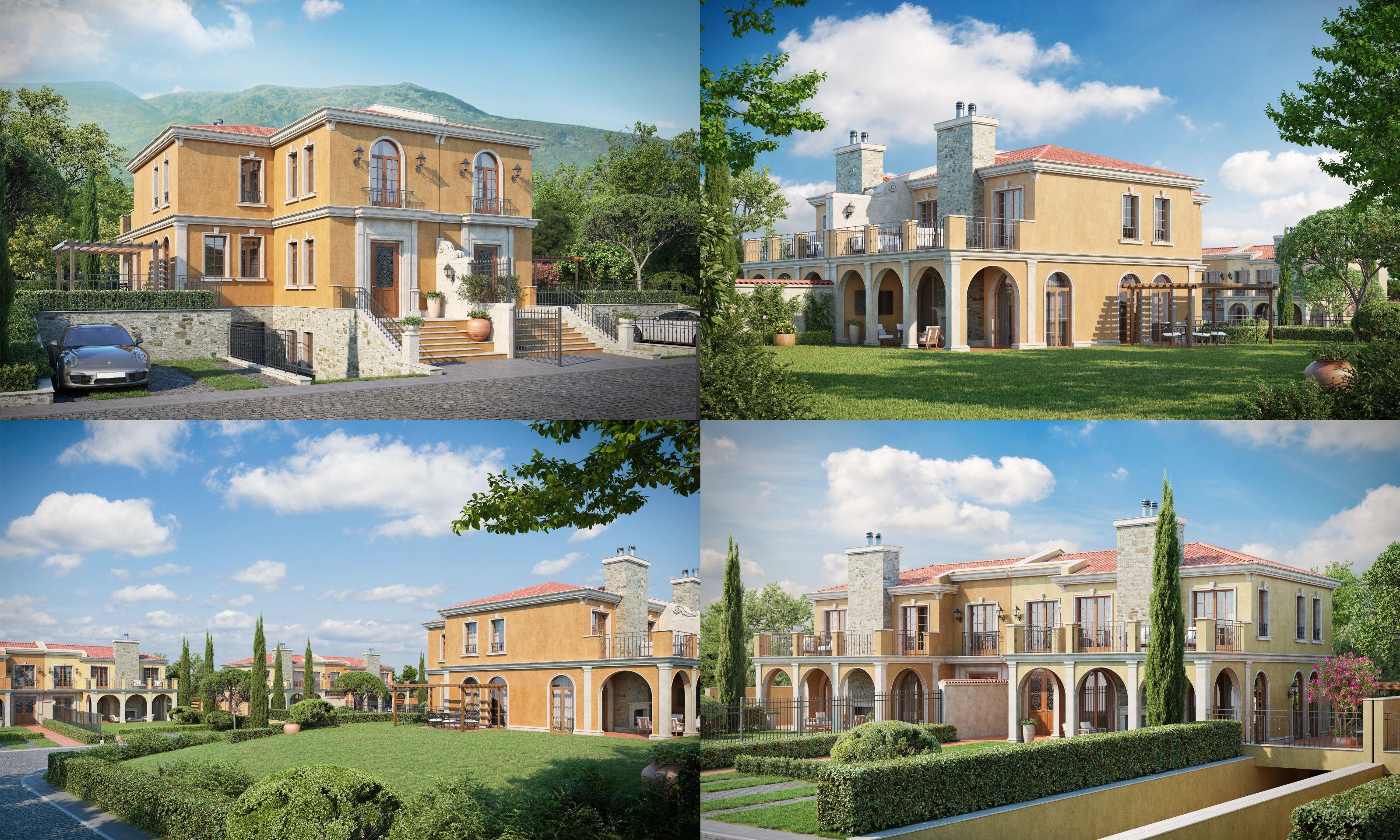 IKO мембрани в основите на изграждащия се стилен комплекс в северното разширение на Драгалевци, София