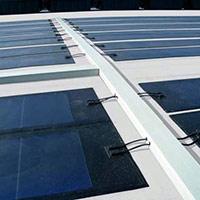 Покрив с фотоволтаични системи Iko Solar 25