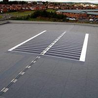Покрив с фотоволтаични системи Iko Solar 24