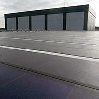 Покрив с фотоволтаични системи Iko Solar 21