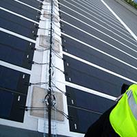 Покрив с фотоволтаични системи Iko Solar 16