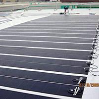 Покрив с фотоволтаични системи Iko Solar 14