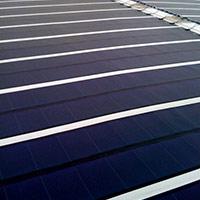 Покрив с фотоволтаични системи Iko Solar 13