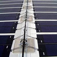 Покрив с фотоволтаични системи Iko Solar 10