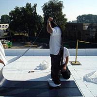 Покрив с фотоволтаични системи Iko Solar 9