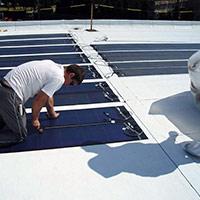 Покрив с фотоволтаични системи Iko Solar 8