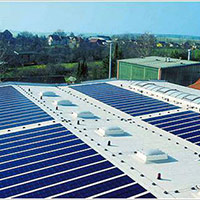 Photovoltaic systems Iko Solar 7