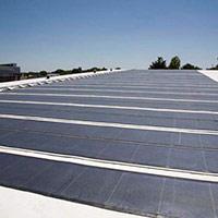 Покрив с фотоволтаични системи Iko Solar 6